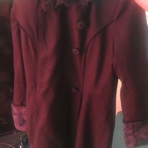 Hell bunny winter coat